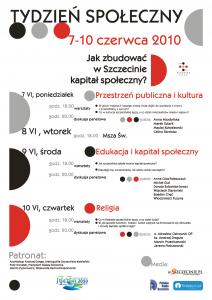 Tydzień Społeczny 2010